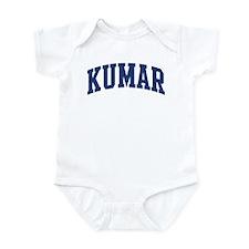 KUMAR design (blue) Infant Bodysuit