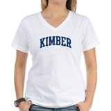 KIMBER design (blue) Shirt
