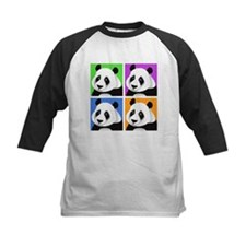 Panda Bear Squares Tee