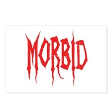 Morbid Postcards (Package of 8)