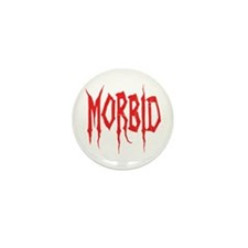 Morbid Mini Button (100 pack)