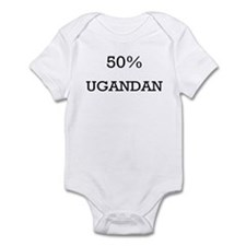 50% Ugandan Infant Bodysuit