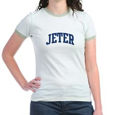 JETER design (blue) T