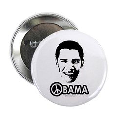 "Obama for Peace 2.25"" Button (100 pack)"