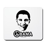 Obama for Peace Mousepad