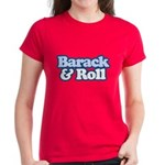 Barack and Roll Women's Dark T-Shirt