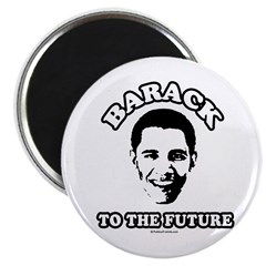 "Barack to the future 2.25"" Magnet (100 pack)"