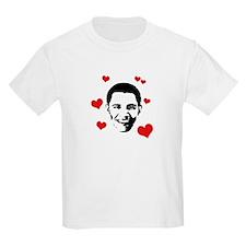 I heart Barack Obama T-Shirt