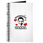 I've got a crush on Obama Journal
