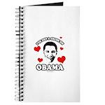I've got a crush on Obama Journal