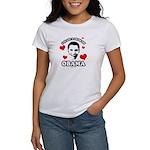 I've got a crush on Obama Women's T-Shirt