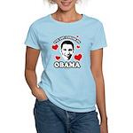 I've got a crush on Obama Women's Light T-Shirt