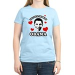 I've got a crush on Obama Women's Light T-Shirt