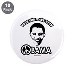 Vote for peace with Obama 3.5