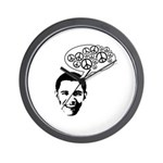 Obama for Peace Wall Clock