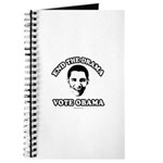 End the drama, Vote Obama Journal