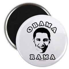 "Obamarama 2.25"" Magnet (100 pack)"