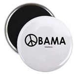 Obama 2008 for Peace Magnet