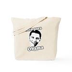 Voto para Obama Tote Bag