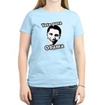 Voto para Obama Women's Light T-Shirt