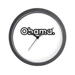 Obama period Wall Clock