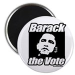 Barack the vote Magnet