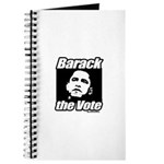 Barack the vote Journal