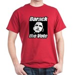 Barack the vote Dark T-Shirt