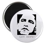 Obama 2008: Got hope? Magnet