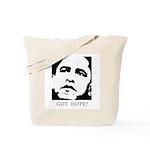 Obama 2008: Got hope? Tote Bag
