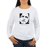 Obama 2008: Got hope? Women's Long Sleeve T-Shirt