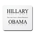 This time I want a smart President Mousepad