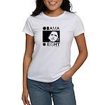 Obama 2008: Obama O eight Women's T-Shirt