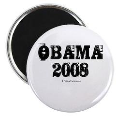 """Vintage Obama 2008 2.25"""" Magnet (10 pack)"""