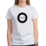 Obama 2008: O-bama Women's T-Shirt