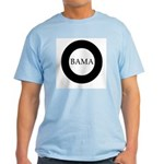 Obama 2008: O-bama Light T-Shirt