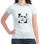 Obama 2008 Jr. Ringer T-Shirt