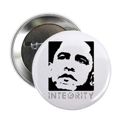 """Obama 2008: Integrity 2.25"""" Button (100 pack)"""