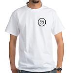 Obama 2008: O White T-Shirt
