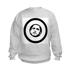 Obama 2008: O Kids Sweatshirt