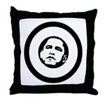 Obama 2008: O Throw Pillow