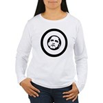 Obama 2008: O Women's Long Sleeve T-Shirt