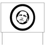 Obama 2008: O Yard Sign