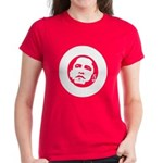 Obama 2008: O Women's Dark T-Shirt