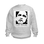 Obama 2008: Change Kids Sweatshirt