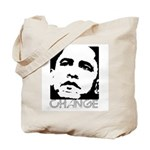 Obama 2008: Change Tote Bag