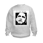 Obama 2008: Barack & Roll Kids Sweatshirt