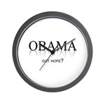 Got Hope? Wall Clock