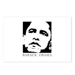 Barack Obama Postcards (Package of 8)