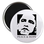 Obama 2008: Peace and Hope Magnet
